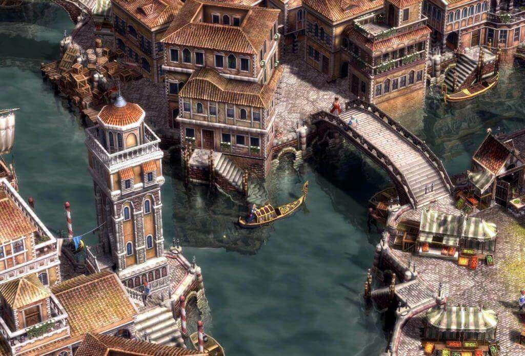 anno 1404 city building games