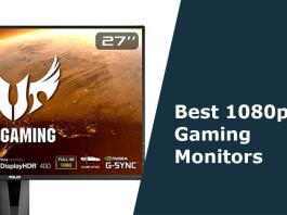 best 1080p gaming monitors