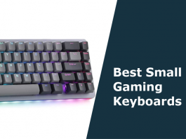 best small gaming keyboards