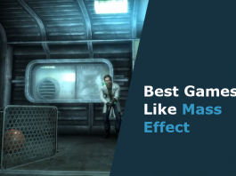 games like mass effect