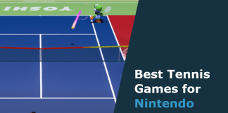 best tennis games for nintendo switch