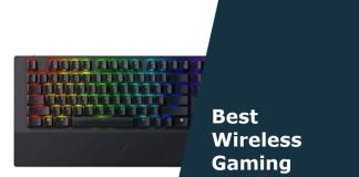 best wireless gaming keyboards