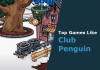 games like club penguin