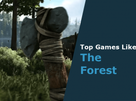 games like the forest