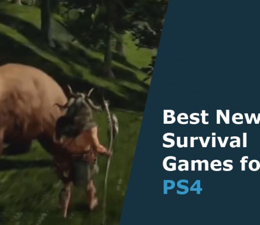 best survival games ps4