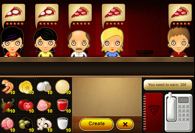best cooking game free Pizza Bar: Restaurant Food Serving